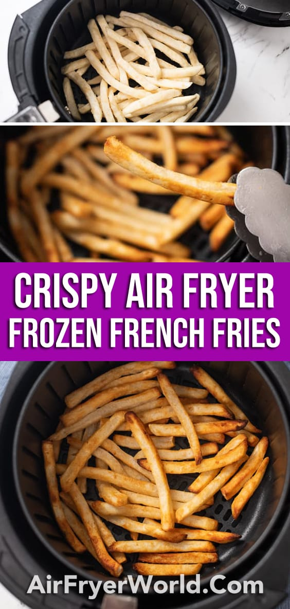 How to Cook Air Fried French Fries in the. Air Fryer | AirFryerWorld.com