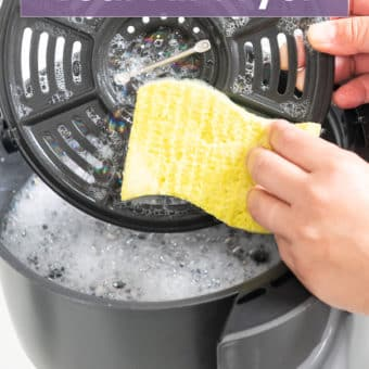 How To Clean Your Air Fryer | AirFryerWorld.com